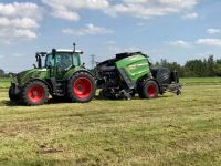 Demo Fendt Rotana Pers/Wikkel combinatie
