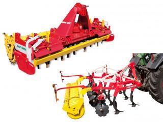 Pottinger cultivator en rotorkopeg